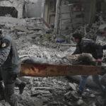 Siria: Un centenar de pobladoresfueevacuado en autobuses de Guta Oriental (VIDEOS)