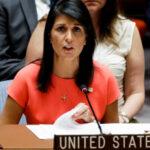 """EEUU amenaza con tomar una acción unilateral """"si la ONU no actúa en Siria"""""""