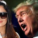 Salma Hayek se burla con ironía de los comentarios despectivos de Trump