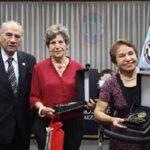 Bausate y Meza: Homenaje a las docentes y periodistas Carmen Pitot y Celinda Barreto