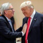Trump reta a Unión Europea y amenaza con impuestos en sector automotor