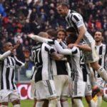 Juventus es líder de la Liga italiana tras vencer 2 a 0 al Udinese