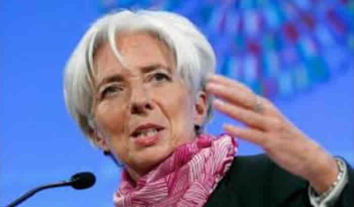 Directora del FMI advierte: Nadie gana en una guerra comercial de aranceles