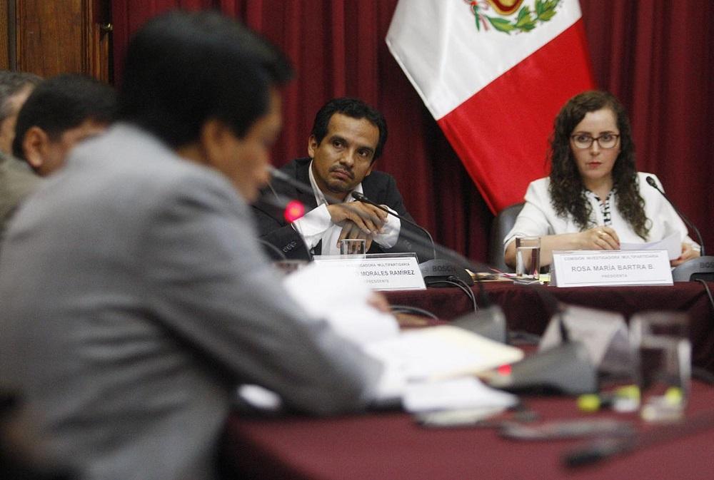 Ejecutivos de Graña y Montero fueron citados por la Comisión Lava Jato