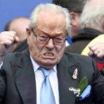 """Le Pen padre denuncia como """"asesinato político"""" cambio de nombre del FN"""