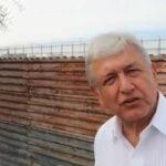 México: Candidato López Obrador afirma que su sueño es que no se construyan muros (VIDEO)
