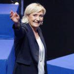 Marine Le Pen rompe con la tradición y pide apoyar a centro-derecha francesa