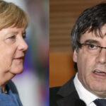 Alemania: Canciller Merkelno vetará la extradición de Puigdemont a España