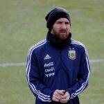 Fecha FIFA: Españoles seguros de presencia de Messi en choque del martes