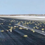 Rusia: Más de tres toneladas de oro caen de avión carguero que despegaba (VIDEO)