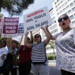 Día de la Mujer: ANP presente en Paro Internacional de Mujeres