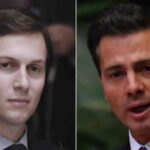 México: Presidente Peña Nieto recibio al yerno de Trump para tratar agenda bilateral (VIDEO)