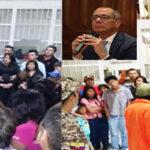 Ecuador: Simpatizantes piden libertar a expresidente preso por caso Odebrecht