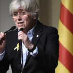 Escocia: Policía recibe la euroorden de arresto contra lideresa catalana Clara Ponsatí