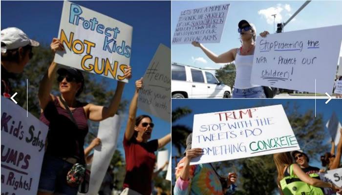 Florida aprobó una ley que restringe el uso de armas
