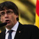Parlamento catalán defiende derecho de Puigdemont a ser presidente regional