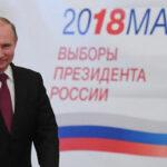 Rusia: Putin ganaría elecciones con 73.9% de votos, según sondeos a pie de urna (VIDEO)