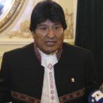 """Evo Morales: """"Amigos de Trump"""" no quieren a Maduro en cumbre americana"""