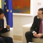 """España reitera su """"estricta neutralidad"""" en contencioso entre Bolivia y Chile"""