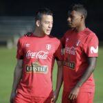 Selección peruana entrenó en Miami para choque contra Croacia