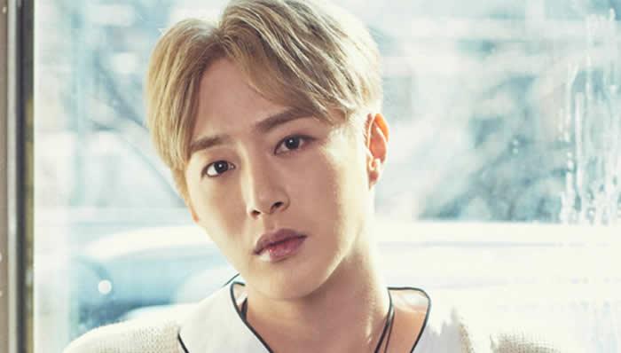 Murió Seo Min-Woo, vocalista de la banda k-pop 100%