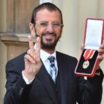 Ringo Starr es nombrado Caballero del Imperio Británico