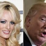 Actriz porno Stormy Daniels demanda a Trump para anular pacto de silencio (VIDEO)