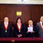 TC ordena nuevo dictamen fiscal por violación a mujer hace 13 años