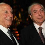 Detienen a 2 hombres de máximaconfianza de presidente Temer por corrupción