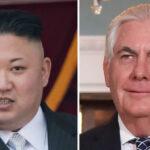 """Tillerson: Sorprendió """"un poco"""" a EEUU apertura al diálogo de líder norcoreano Kim Jong un (VIDEO)"""