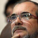 Líder FARC renuncia a candidatura presidencial por problemas de salud