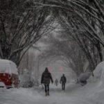 Al menos siete muertos debido al temporal que sacude la costa este de EEUU