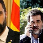 Titularde parlamento catalán propone a Jordi Sánchez como candidato presidencial de la Generalitat