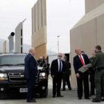 California: Trump inspecciona los ocho prototipos del muro fronterizo con México (VIDEO)