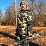 EEUU: Hijo del presidente Trump celebra su soltería con una nueva licencia de armas