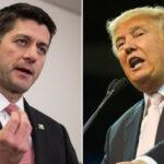 Líder republicano en el Congreso Paul Ryan contra anunciadaguerra comercial de Trump