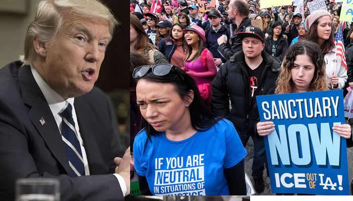 Presidente Donald Trump dice no habrá acuerdo para inmigrantes