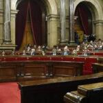 Parlamento catalán:Turull no es elegido presidente tras la abstención de la CUP
