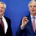 UE y Reino Unido alcanzan acuerdo sobre periodo de transición del brexit