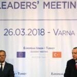 Tusk reconoce que no hubo avances concretos en la cumbre UE-Turquía