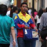 En Perú hay más de 115.000 venezolanos, 31.000 de ellos con permiso temporal