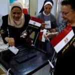 Finaliza primer día de votación en elecciones presidenciales de Egipto