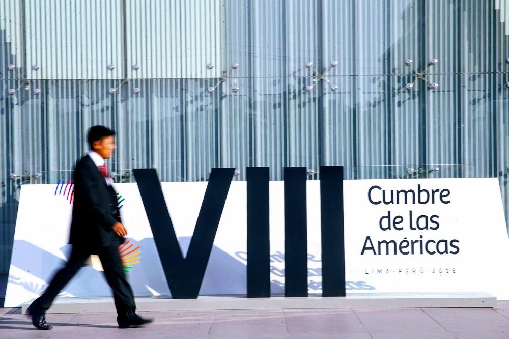 Cumbre de las Américas: Santos