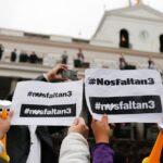 Ecuador: Difunden video de equipo periodístico secuestrado en frontera