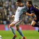 Liga Santander: Barcelona y Celta igualan 2-2 en Balaídos por la fecha 33