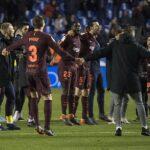 Barcelona campeón de la Liga Española al vencer 4-2 a Deportivo La Coruña