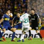 Palmeiras clasifica a la ronda siguiente de la Copa Libertadores al vencer 2-0 a Boca