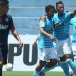 Torneo de Verano: Sporting Cristal por la fecha 13 goleó 4-1 a San Martín