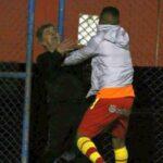 Sport Huancayo: Charles Monsalvo con horas contadas por agredir a Marcelo Grioni