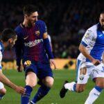 Liga Santander: Barcelona con 'hat trick' de Lionel Messi derrota 3-1 a Leganés